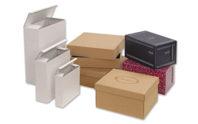 Scatole cartone per confezionamento