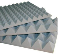 Scatole di cartone con bugnato